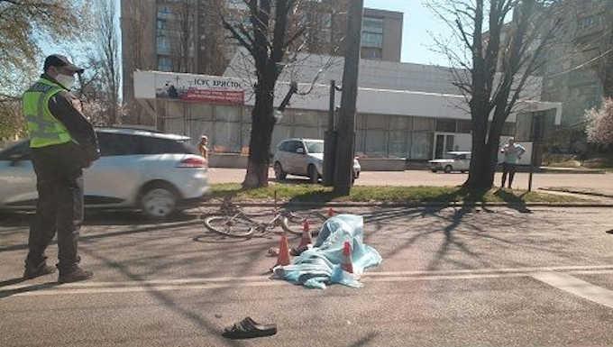 У Черкасах судитимуть водія, через якого загинув велосипедист