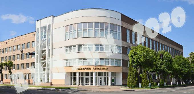 Понад півтисячі дипломованих медиків готується випустити Черкаська медична академія