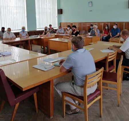 Через карантин у Христинівці відмінили мобілізаційні навчання райвійськкомату