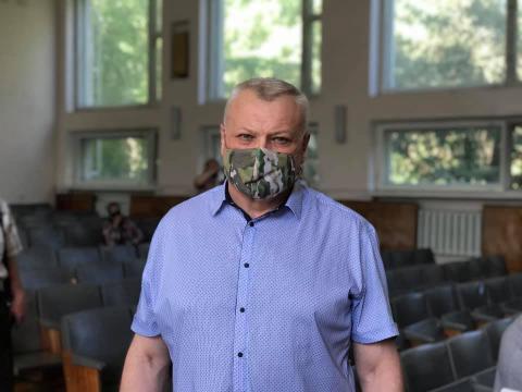 Секретар міської ради Віктор Федоренко проінформував присутніх, що не зважаючи на блокування роботи ради, питання оплати пільгових ліків вирішено шляхом прийняття рішення виконкомом.