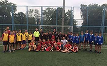 У Черкаському районі відбувся відкритий чемпіонат з міні-футболу серед юнаків
