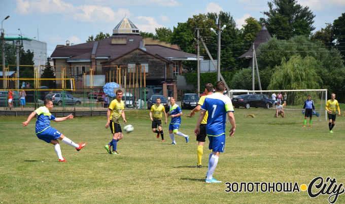 У Золотоноші відбувся футбольний турнір серед лікарів