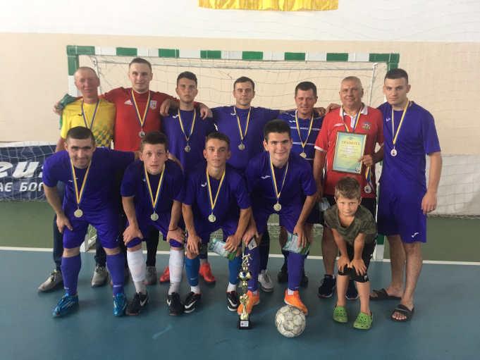 У Білозір′ї відбулися ігри фінальної частини кубку пам′яті Дмитра Темного з футзалу