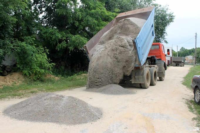 У Балаклеї розпочався ремонт сільських вулиць