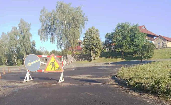 У Корсуні-Шевченківському розпочався ремонт однієї з найгірших ділянок доріг