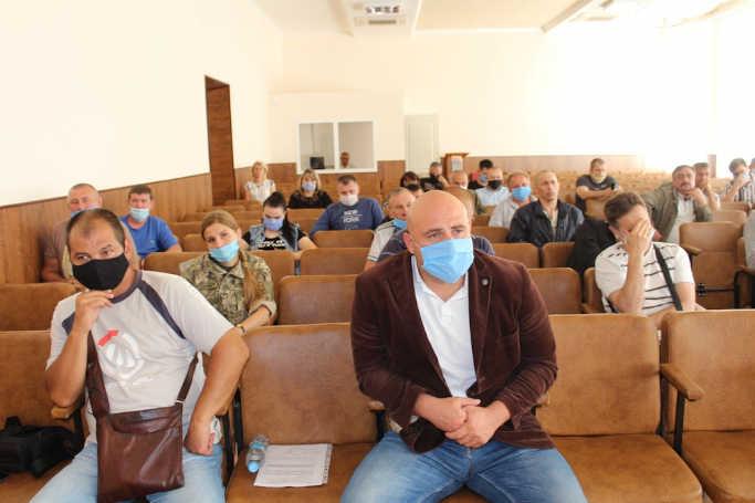 На Уманщині відбулися збори громадських організацій учасників АТО/ООС Черкаської області