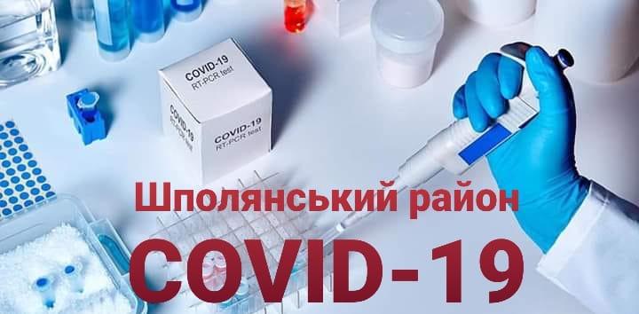 На Шполянщині одужав єдиний інфікований коронавірусом житель району