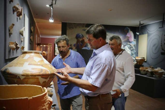 На Тальнівщині розглядають можливість розширення території заповідника «Трипільська культура»