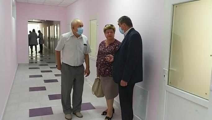 У Христинівці ремонтують приміщення амбулаторії загальної практики сімейної медицини
