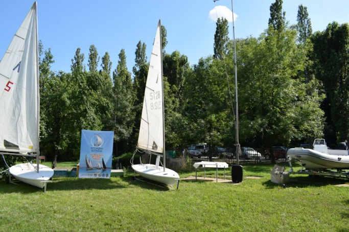 У Черкасах відкрили вітрильну школу, якою керує учасник «Ігор нескорених» (фото)