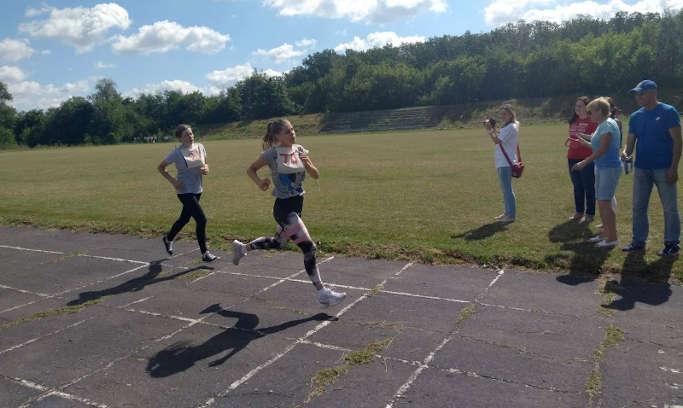 На Тальнівщині відбувся фізкультурно-оздоровчий захід «Всесвітній біг заради гармонії»