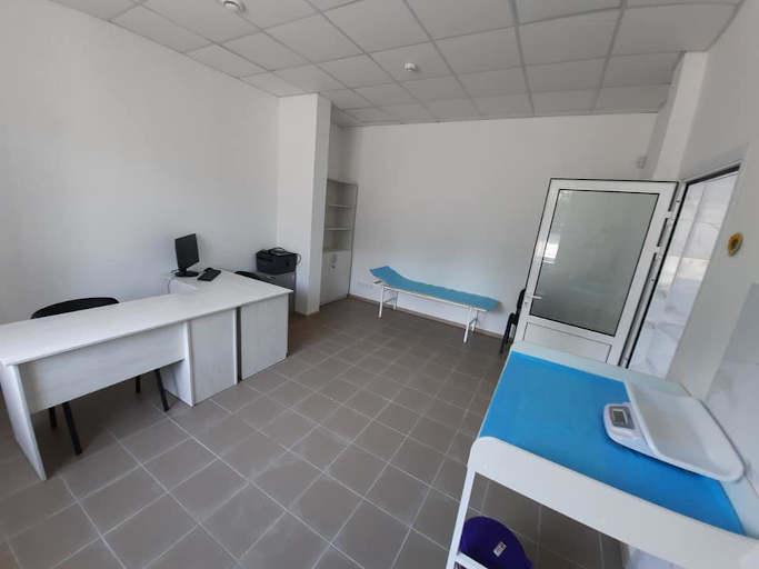 Новозбудована амбулаторія в Набутівській ОТГ вже приймає пацієнтів
