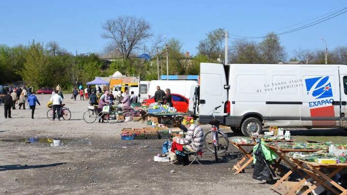 Недільний ринок у Золотоноші запрацює повноцінно