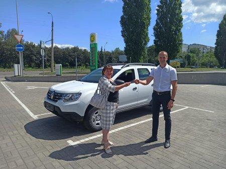 Мокрокалигірська  ОТГ отримала автомобіль для  медицини громади