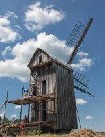 У селі Теклине відновлюють унікальний історичний об'єкт (фото)