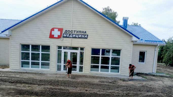 в смт Бабанка на Уманщині незабаром відкриється амбулаторія загальної практики – сімейної медицини