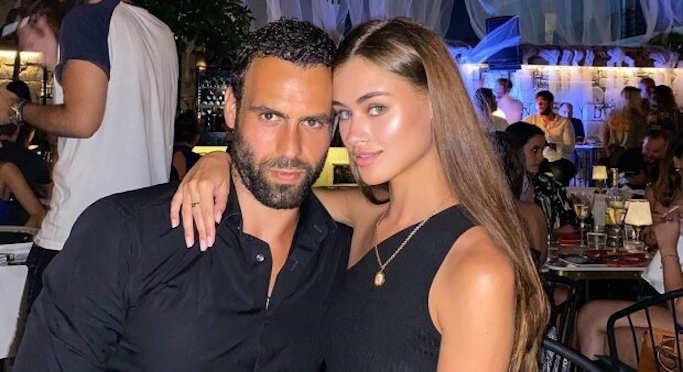 З'явилося відео побиття української топ-моделі Дар'ї Кирилюк в Туреччині