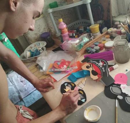 В Умані розпочато роботу онлайн-табору «Креативне літо – 2020»