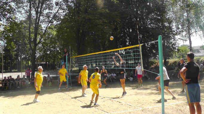 Відбувся турнір з волейболу на кубок Звенигородської районної ради