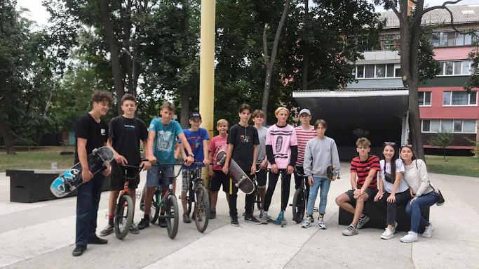 Молодь Золотоноші готується до спортивного фестивалю