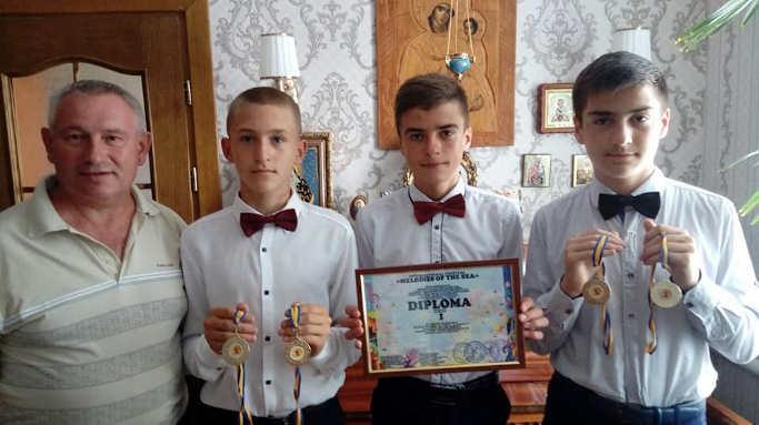 Юні музиканти Бузівської школи мистецтв вибороли першість на Міжнародному конкурсі