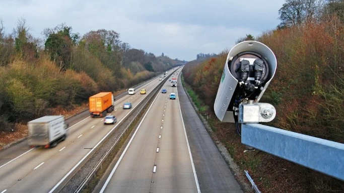 В Україні додатково встановлять ще 220 камер автофіксації