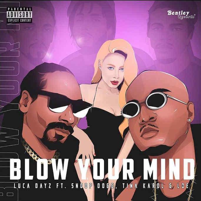 Тіна Кароль нову композицію записала разом з репером Snoop Dogg і R&B-співаком Luca Dayz