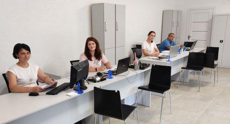 У Іваньківській громаді відкрили ЦНАП, до якого з'їжджається по адмінпослуги увесь район