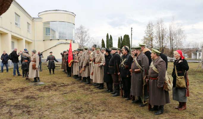 На Черкащині відбудеться військово-історична реконструкція