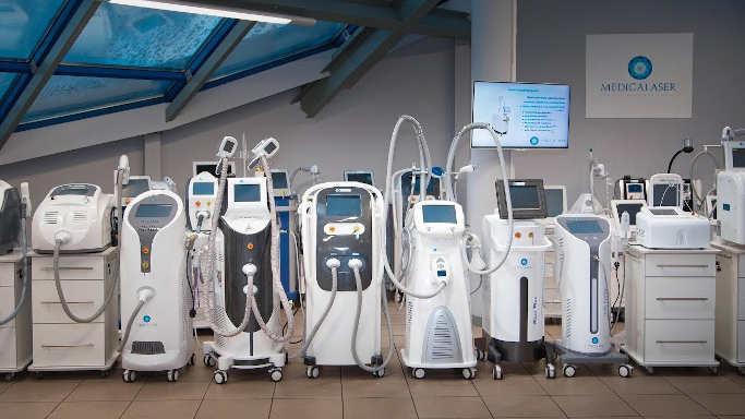 Обладнання MedicaLaser для салонів краси