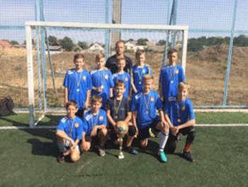 У Черкаському районі розіграно осінній Кубок міні-футболу серед юнаків