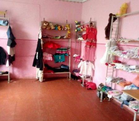 Іваньківська громада створила «Банк одягу» і планує відкриття стаціонару для самотніх людей похилого віку