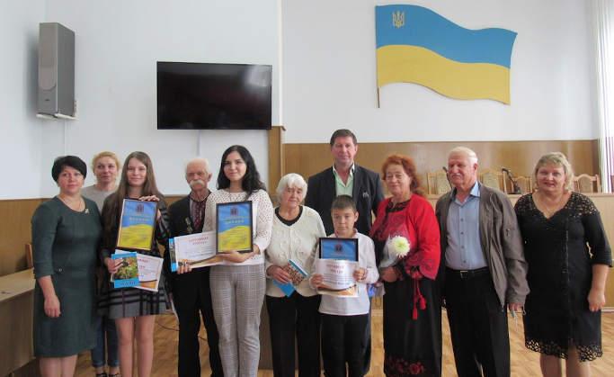 Вручення щорічної регіональної літературної премії ім. Ф. Мицика відбулося у Тальному