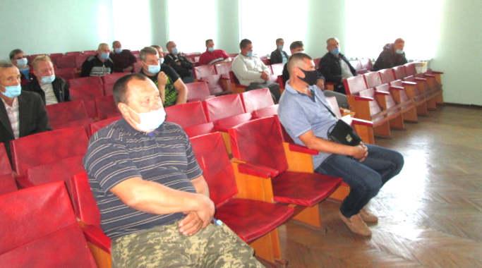 На Жашківщині проходять навчання оператори котельні