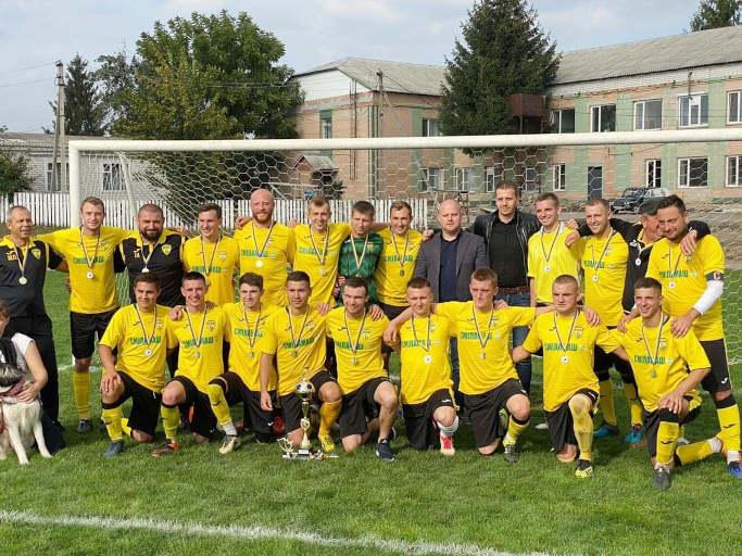 Відбувся фінал Відкритого чемпіонату Черкаського району з футболу