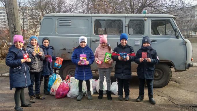 У черкаських школах стартувала масштабна акція «Торбинка для тваринки»