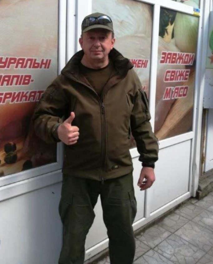 Олег Герасименко також учасник бойових дій