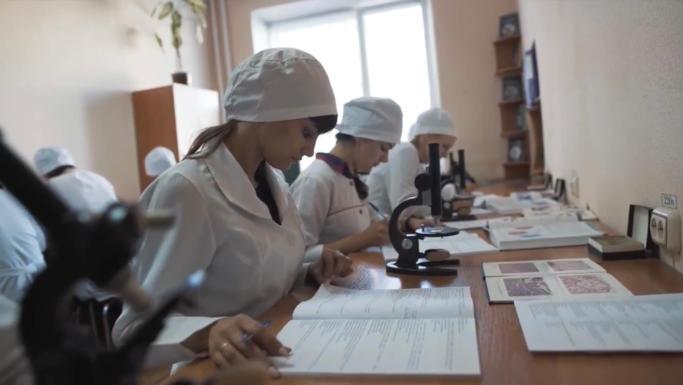 Черкаські студенти-медики проходять практику – ректор медакадемії