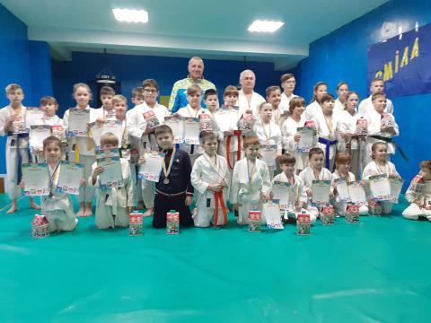 У Смілі відбувся Кубок ДЮСШ «Олімп» з традиційного карате