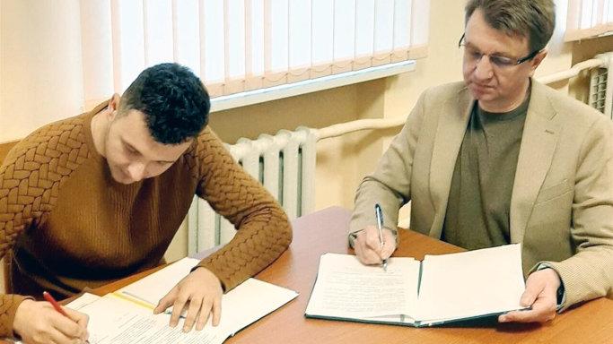 Золотоніська та Новодмитрівська ОТГ підписали меморандум про співпрацю