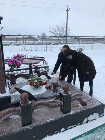 У Монастирищі вшанували пам'ять загиблих бійців АТО