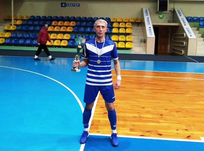 Безробітний з Монастирища втілив мрію в життя і тепер професійно займається футболом