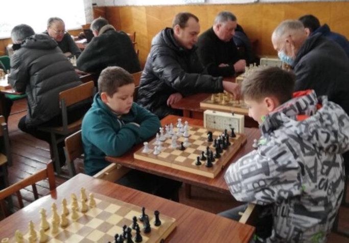 У Золотоноші розпочався шаховий сезон 2021 року