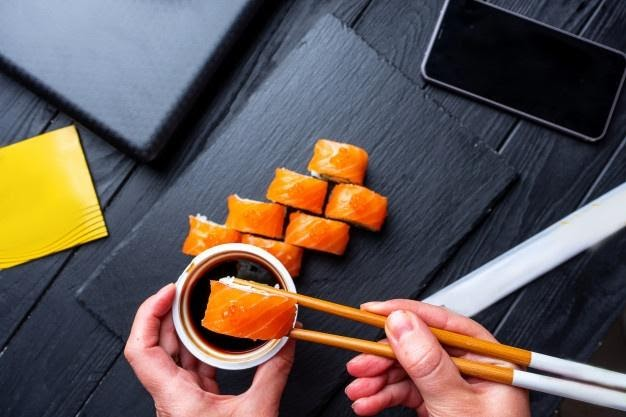 Корпоративна суші-дієта: худнемо всім офісом