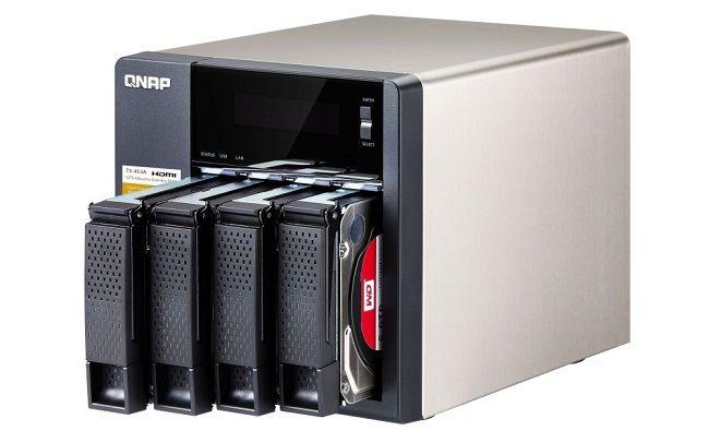 Основные причины купить сетевые хранилища NAS Qnap