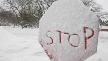 Дороги Христинівської громади потопають у снігу через недобросовісного переможця обласного тендеру