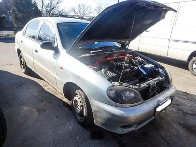 У Звенигородці поліцейські виявили автомобіль зі знищеним номером двигуна (фото)