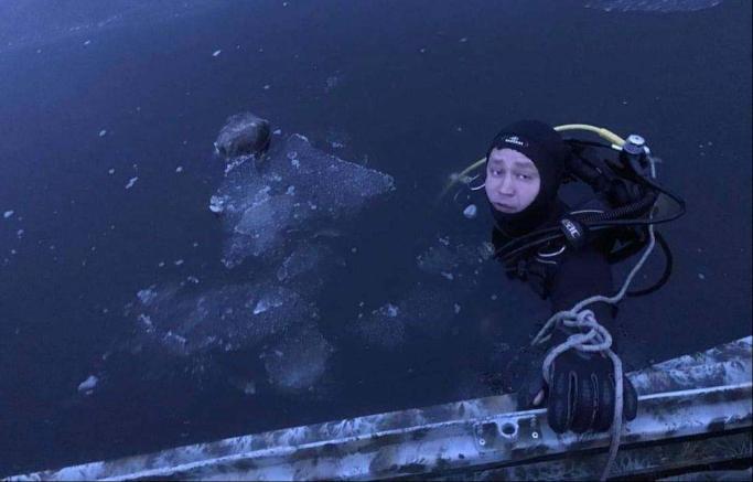 У Черкаському районі водолази дістали з річки тіло чоловічої статі (фото)