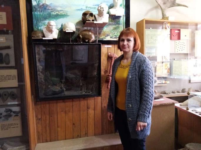 Викладачка з Жашківщини тепер займається науково-дослідницькою роботою в місцевому музеї