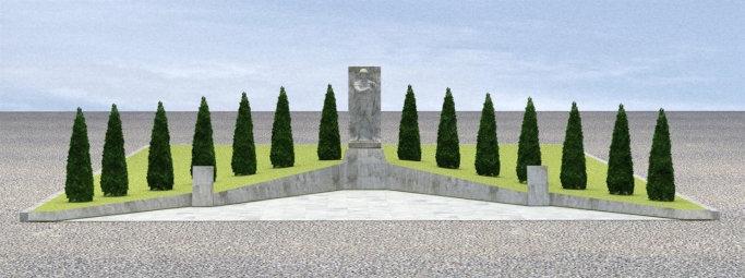 будівництво пам'ятника загиблим захисникам Золотоноші